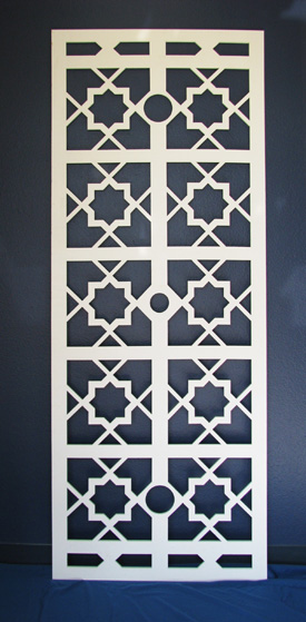 Skylight-Grille-from-Expanded-PVC